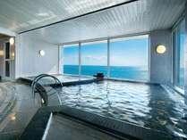 最上階 温泉大浴場