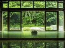 星野温泉 トンボの湯 ご宿泊のお客様は600円でご利用いただけます。