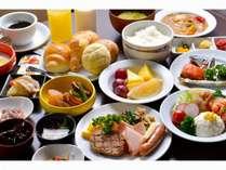 朝食時間 AM7:00~AM9:30