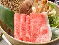 黒毛和牛を使用した鍋料理