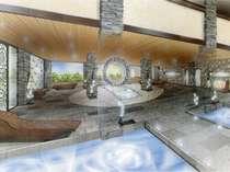 支笏湖・千歳の格安ホテル しこつ湖鶴雅リゾートスパ水の謌