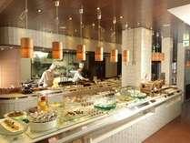 ◆夕食ビュッフェ一例/シンプルに調理し、素材の良さを最大限に活かしたヘルシービュッフェ。