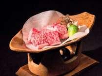 【じゃらん限定】ポイント10%★夕食をちょっと贅沢に信州産牛『陶板焼きミニステーキ』付き会席にアップ!