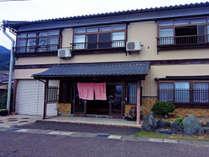 海辺の宿 ひがし (福井県)