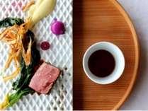 さらに豪華!!料理にトコトンこだわる【佐賀和牛プレミアムコース】も器を選べる☆〈2食付き〉