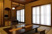 2階和室 仏の座