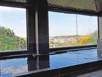 【大浴場】御殿方用展望浴場