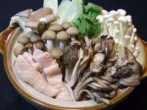 きのこ鍋(お一人様用)