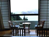 和*お部屋からは奥浜名湖を望むことができます!
