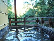 *露天風呂(殿方用) 奥浜名湖を眺めながら、季節の風を感じての~んびり♪