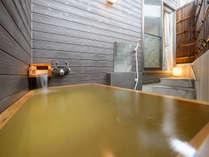 【屋根付き露天風呂】