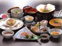 ≪津軽四季会席/一例≫夕食時間17:00~21:00 オーダーストップ20:30