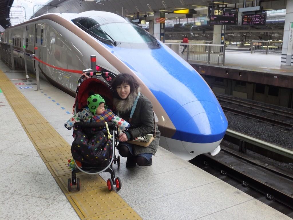 ディズニーへgoー&新幹線みるぞ - じゃらん旅行記