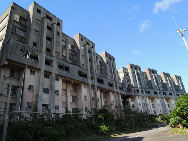 えびの市廃墟