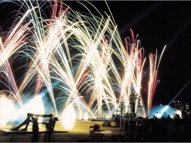 伊東温泉 とっておき冬花火大会&冬のよさこいソーズラ祭り