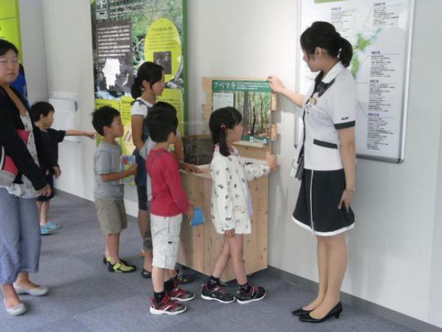 夏休み親子見学ツアー(アサヒビール北海道工場)