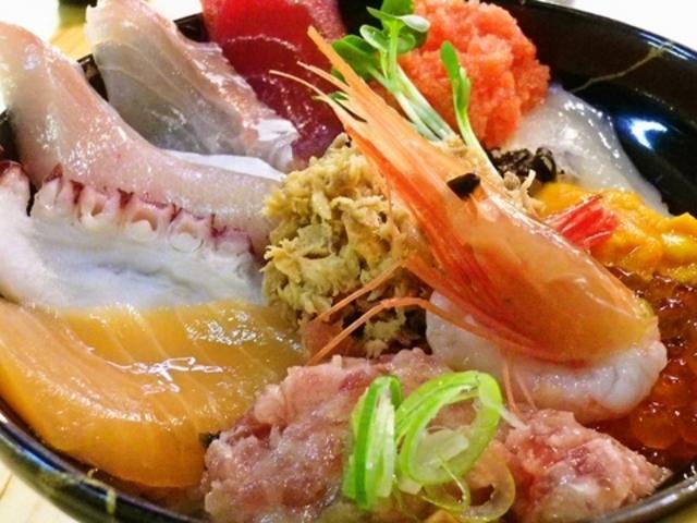 福井 海鮮丼