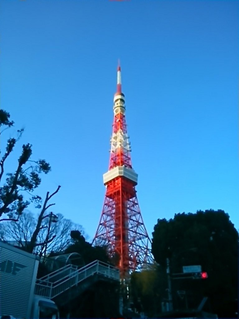 10位.東京タワー大展望台