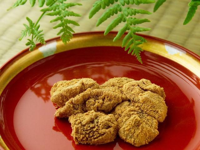 愛知県のわらび餅