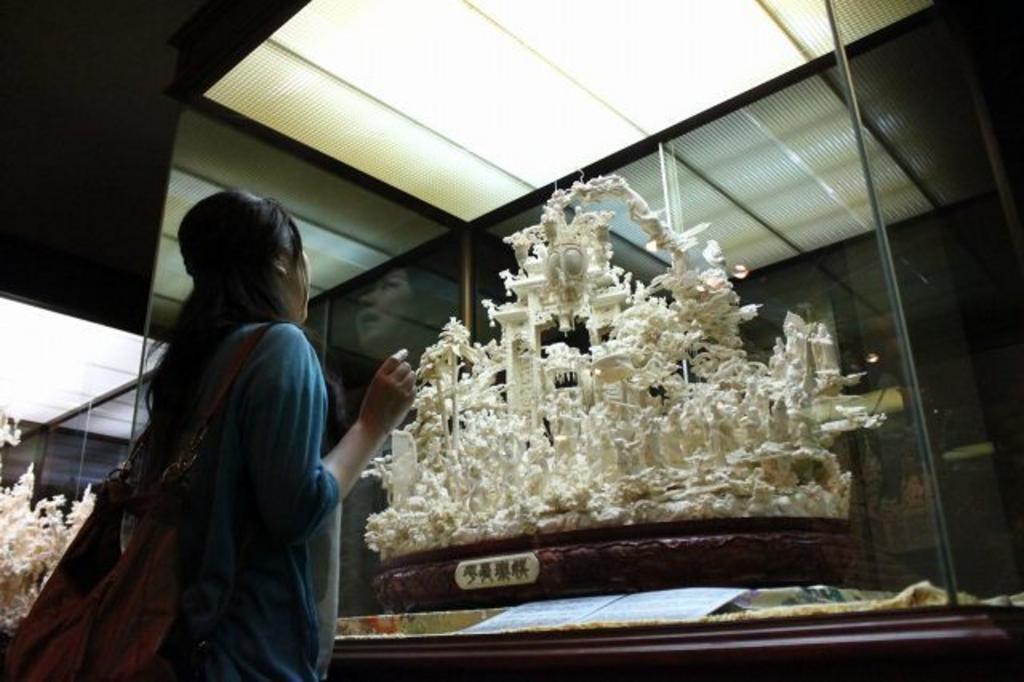 象牙と石の彫刻美術館 ~ジュエルピア~