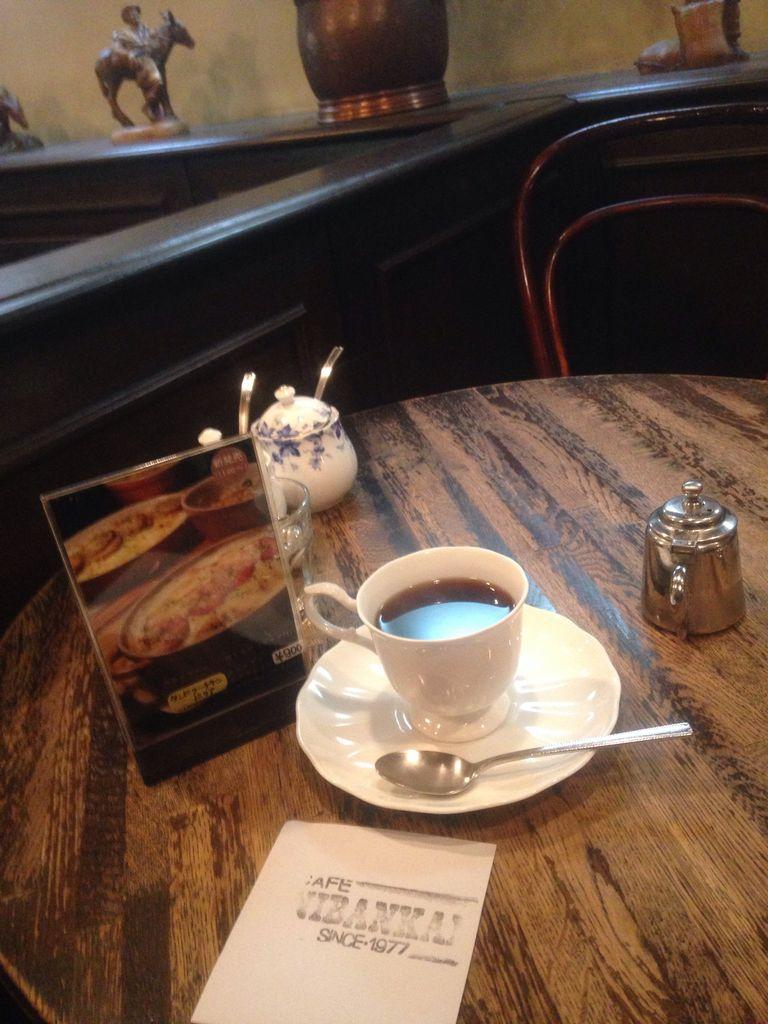 カフェ二番館