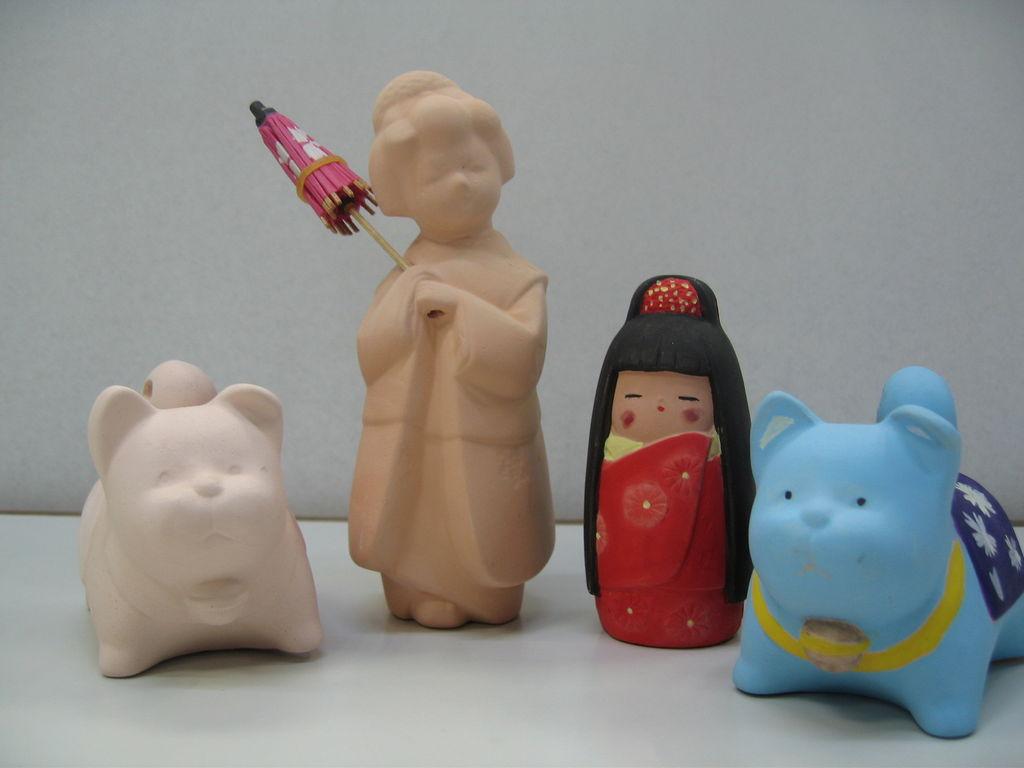 博多人形会館 松月堂
