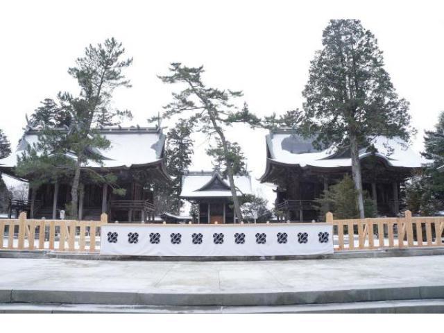 阿蘇神社 初詣