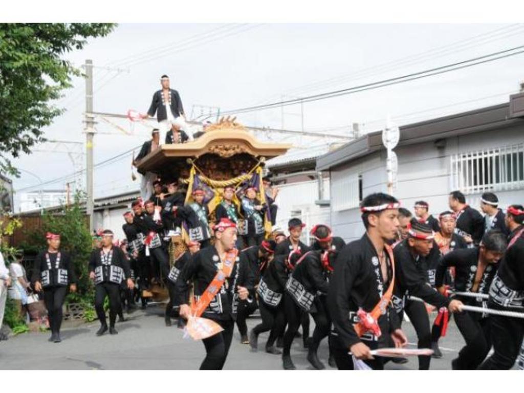 岸和田 祭り 2020