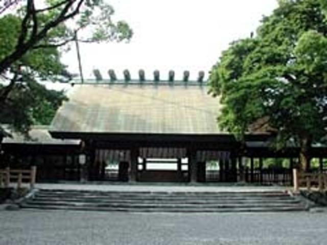 熱田神宮 豊年祭