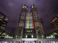 9位.東京都庁舎展望室