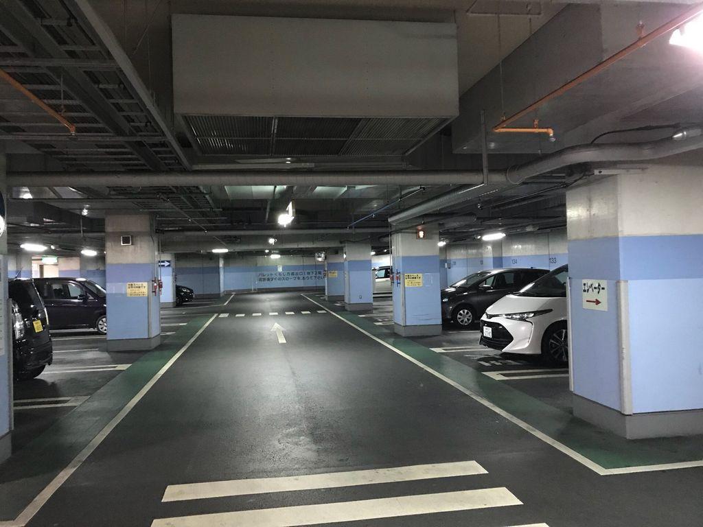 【県民広場地下駐車場】アクセス・営業時間・料金情報 ...
