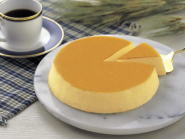 奥久慈のチーズケーキ