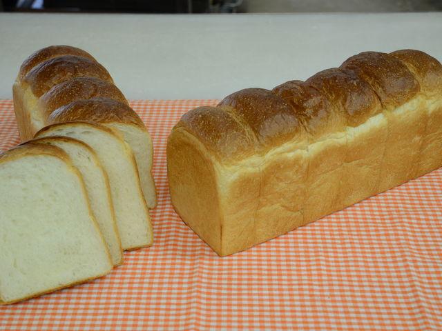 パンネルの食パン