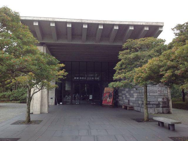 愛媛県歴史文化博物館】アクセス...
