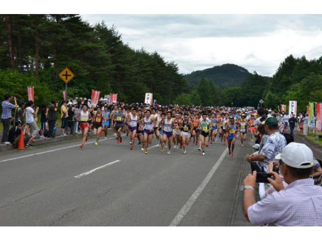 第26回岩手山焼走りマラソン全国大会