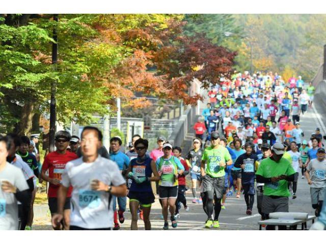 軽井沢マラソンフェスティバル2017