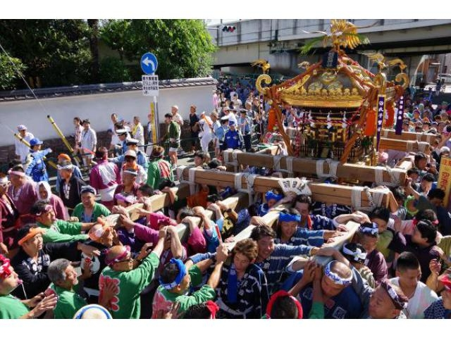 羽田神社夏季例大祭「羽田まつり」