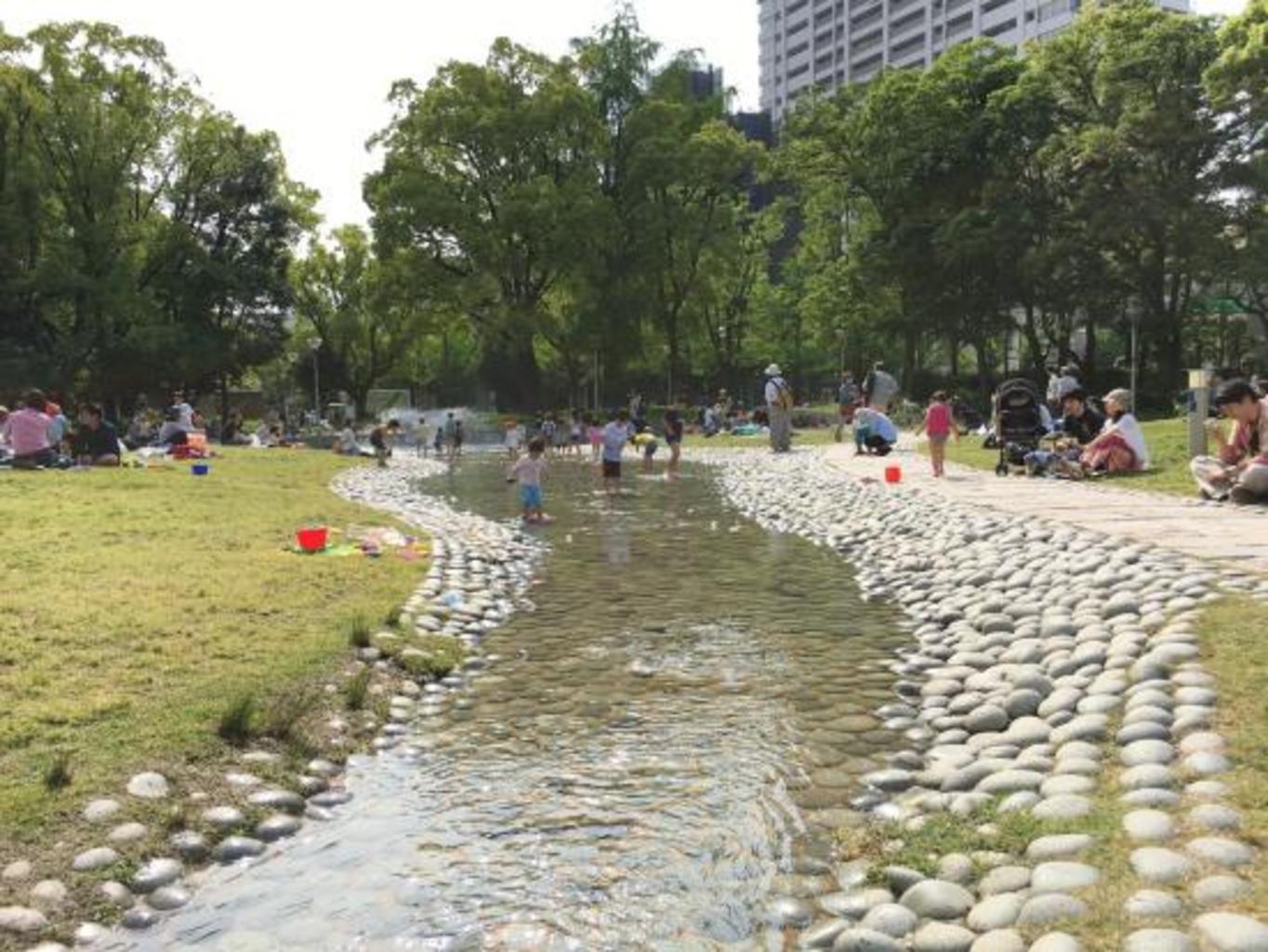 靱公園靱公園