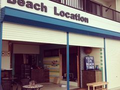 beach locationの写真1