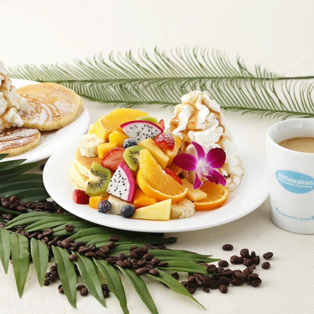 ハワイアンパンケーキファクトリー Hawaiian Pancake Factory ヨドバシ梅田店