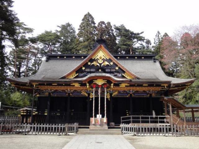 大崎八幡宮 初詣
