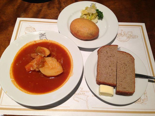 府中(東京)駅周辺のロシア料理 - gooグルメ&料理