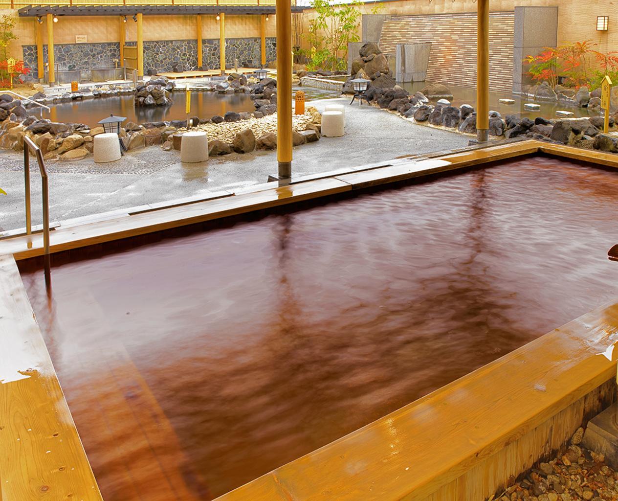 大江戸温泉物語 仙台コロナの湯