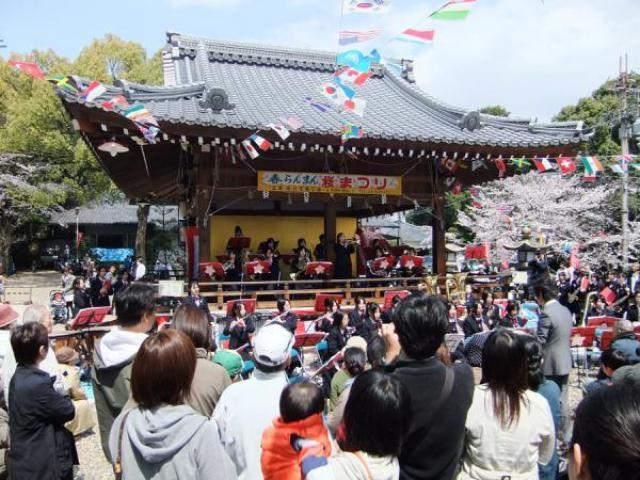 桜まつり(向日神社)