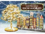 LAZONA XMAS SNOW MAGIC FESの写真1