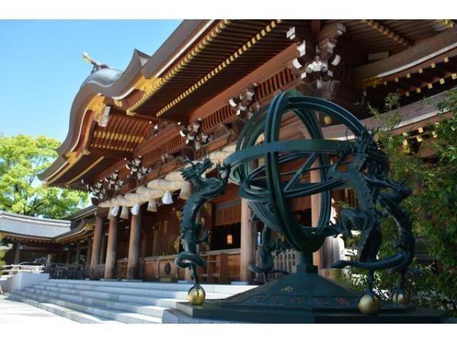 寒川 神社 初詣