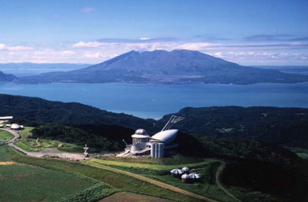 輝北上場高原