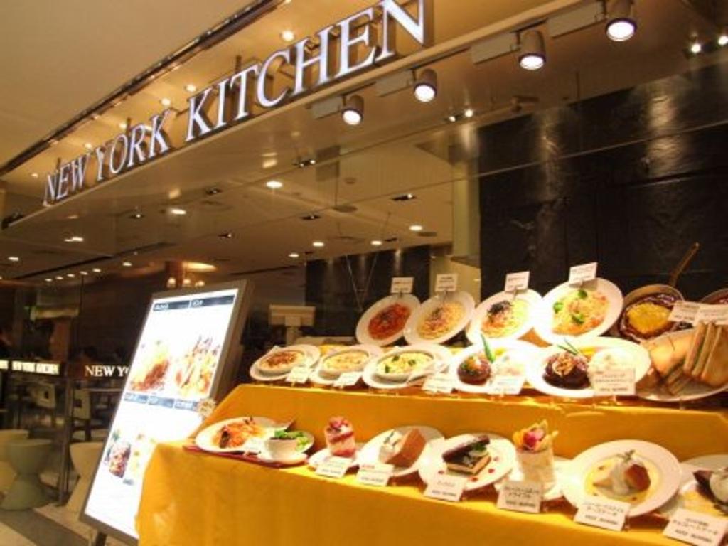 ニューヨークキッチン エスパル仙台
