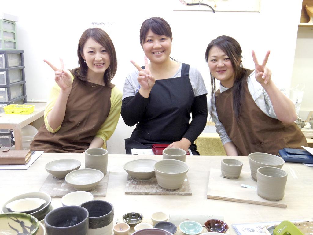 陶芸教室ダルン