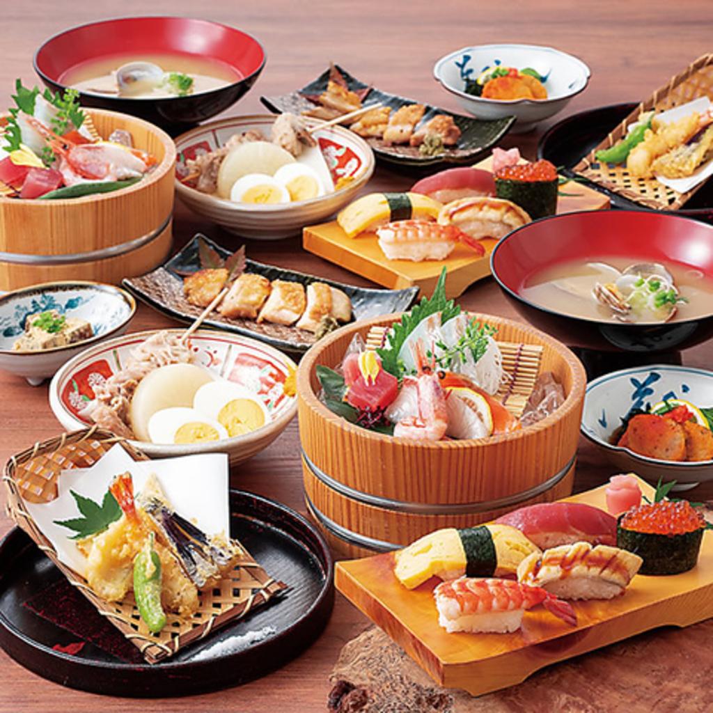 寿司 大宮 きずな